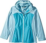 The North Face Girl's Osolita Triclimate Jacket - Nimbus Blue - S (Past Season)