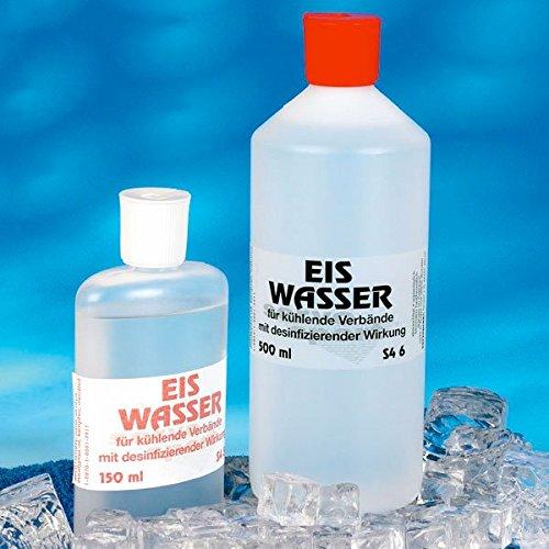 Servoprax S4 6 Servocare Eiswasser, 500 mL Flasche