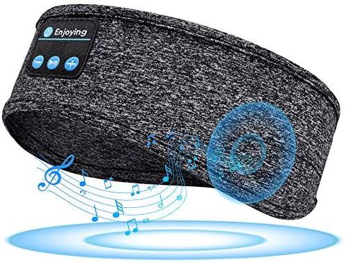 Sleep Headphones Sleeping Headphones Bluetooth Bluetooth Headband Headphones with Built in Thin product image
