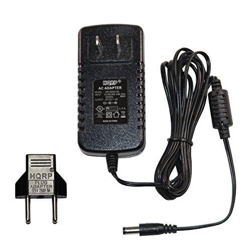 HQRP Netzadapter / Netzteil für Yamaha PA6 PA-6 PA-5 PA5 PA-3 PA3 EPA3 EPA-3 KPA3 KPA-3 EPA6 EPA-6 KPA6 KPA-6 Yamaha PSR-170 PSR-172 PSR-175 PSR-262 YPT210 YPT-210 PSRE223 PSR-E223 PSR-275 DGX-505 PSR-E403 Keyboard Erzatzteil