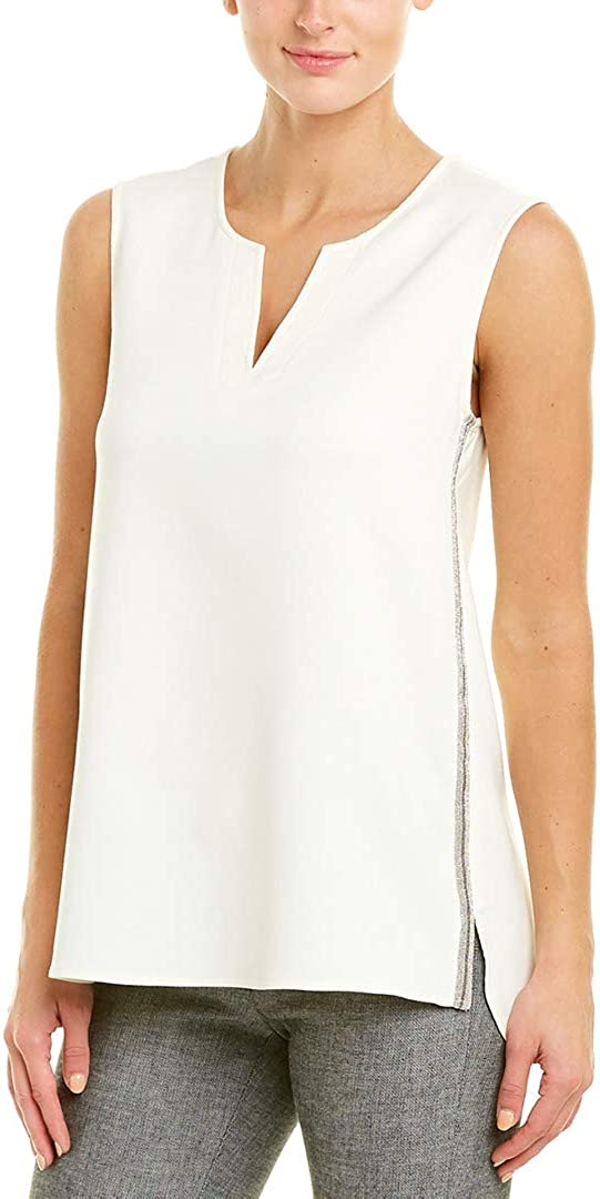 NIC+ZOE Women's Quantity limited Price reduction Polished Tank