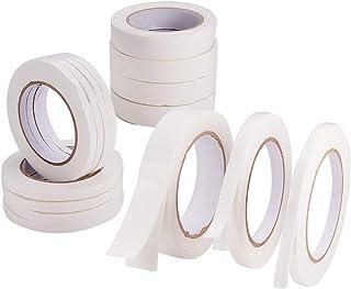 PH PandaHall Elite 15 Rolls Double Sided Foam Tape White Pe Foam Tape Sponge Soft Waterproof Mounting Adhesive Tape Width ...