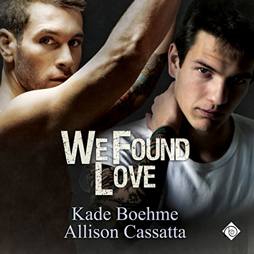 We Found Love audiobook cover art