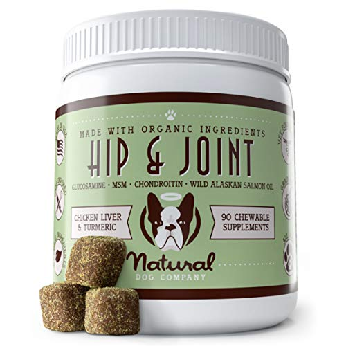 Top 10 best selling list for natural supplements for dogs