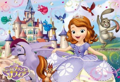 Puzzle enfant Disney 40 pièce Princesse Sofia DC-40-081