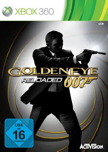 Activision GoldenEye 007 - Juego (Xbox 360, Tirador, RP (Clasificación pendiente))