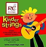 Royal Classics ksm460Kindersaiten Nylon Gitarre Saiten, wissenschaftlich kalibriert für 46–51cm Maßstab Längen
