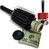 Hair Brush Diversion Safe - Hidden Safe, Secret Stash Container & Theft Prevention Tool - Perfect Personal Safe, Travel Safe, Dorm Safe and Stash Can for Everyday Use. Satisfaction Guarantee.