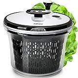 Fullstar Salad spinner lettuce dryer large - with bowl and colander basket. BPA...