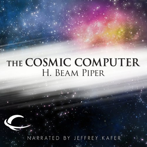 The Cosmic Computer cover art