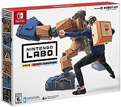 Nintendo Labo - Robot Kit Cardboard DIY