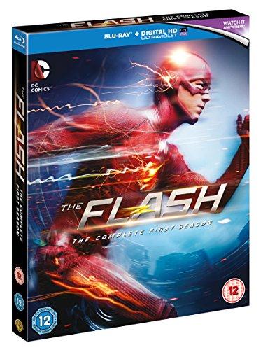Flash - The Complete First Season [Edizione: Regno Unito] [Reino Unido] [Blu-ray]