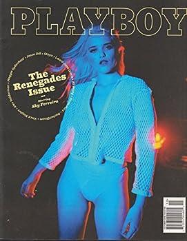 Playboy Magazine October 2016 Cover 2