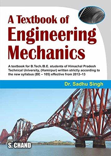 A Textbook of Engineering Mechanics (For HPTU, Hamirpur)