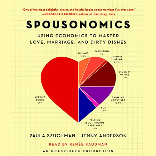 Spousonomics audiobook cover art