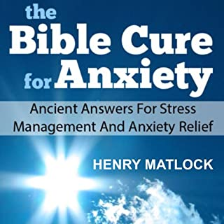 The Bible Cure for Anxiety cover art