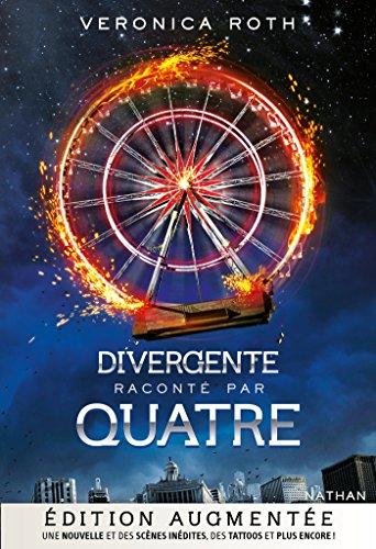 Divergente par Quatre - Edition augmentée (GF DIVERGENTE) eBook: Roth,  Veronica, Delcourt, Anne: Amazon.fr