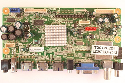 """powerful Westinghouse 40 """"VR-40901202H0134A High Resolution LCD TV Main Module Motherboard"""