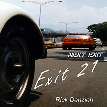 Exit 21: Next Exit (Remixes)