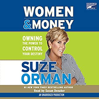 Women & Money audiobook cover art