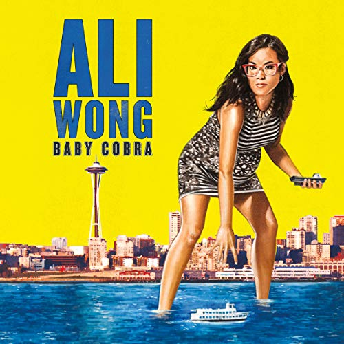Ali Wong: Baby Cobra audiobook cover art