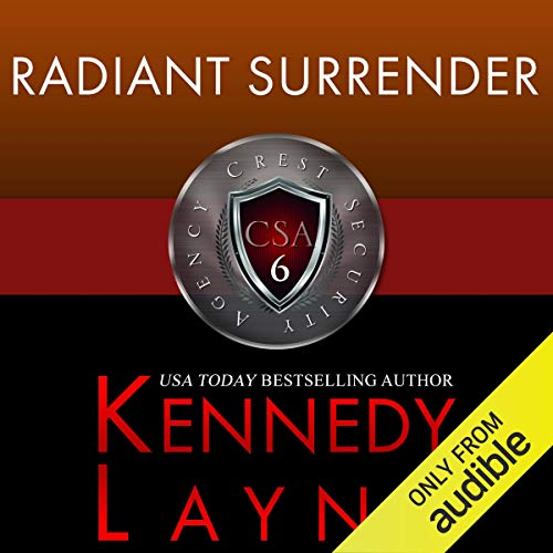 Couverture de Radiant Surrender