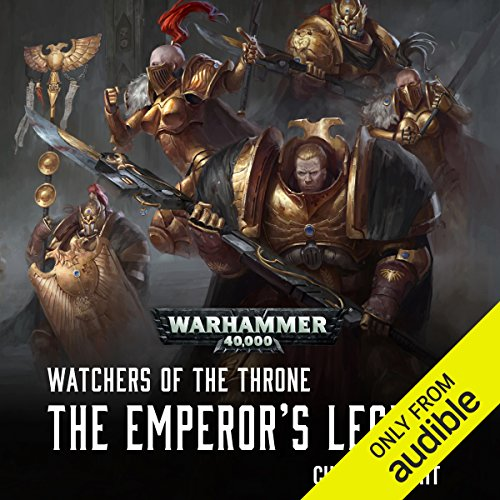 Watchers of the Throne: The Emperor's Legion audiobook cover art