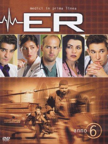 E.R.Anno 6 Medici In Prima Linea (Box 3 Dv)
