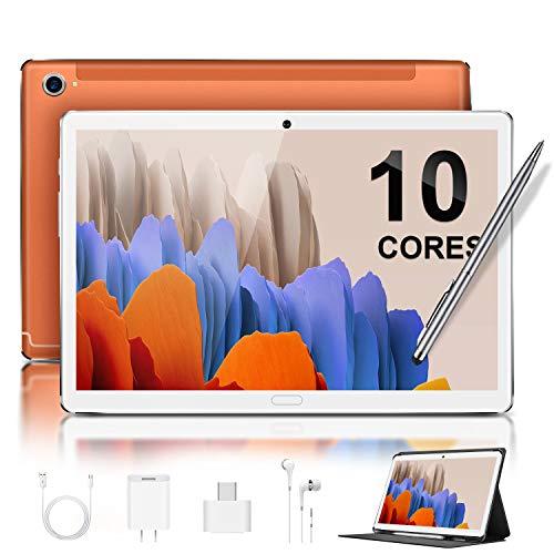 5G Tablet 10.8'' Pulgadas Deca-Core 4GB de RAM 64GB/512G