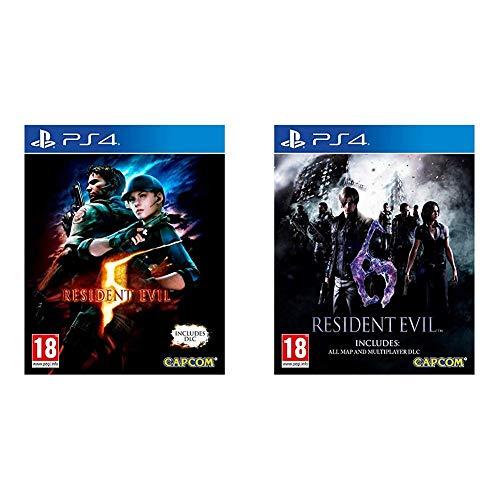 Resident Evil 5 HD + 6 HD