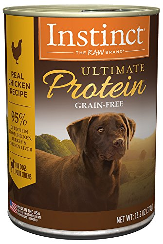 Instinct Ultimate Protein Dry Dog Food Chicken