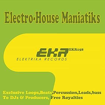 Electro-House Maniatiks DJ Tools