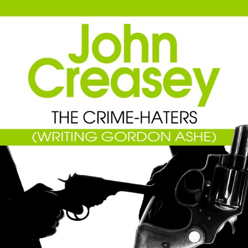 The Crime Haters cover art