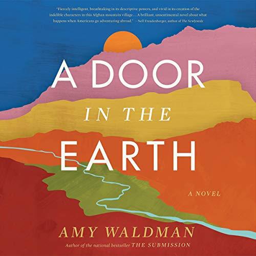 A Door in the Earth audiobook cover art
