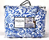 Charter Club Damask Designs Textured Paisley 300-Thread Count 2-Pc. Twin Comforter Set