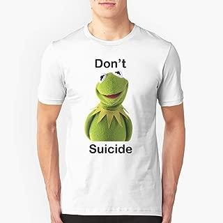 Don't Kermit Suicide Slim Fit TShirtT shirt Hoodie for Men, Women Unisex Full Size.