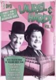 Laurel & Hardy Vol. Four (Lucky Dog / March of the Wooden Soldiers / the Flying Deuces)