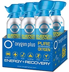 PERFORM – At the gym or on the field, your body naturally loses oxygen as a result of intense exercise. The Oxygen Plus O+ Biggi recreational oxygen canister fuels your athletic performance by restoring optimal oxygen levels in the body. Experience i...