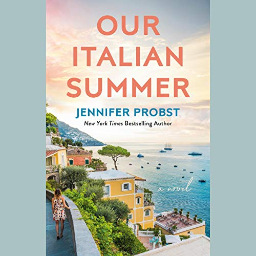 Page de couverture de Our Italian Summer