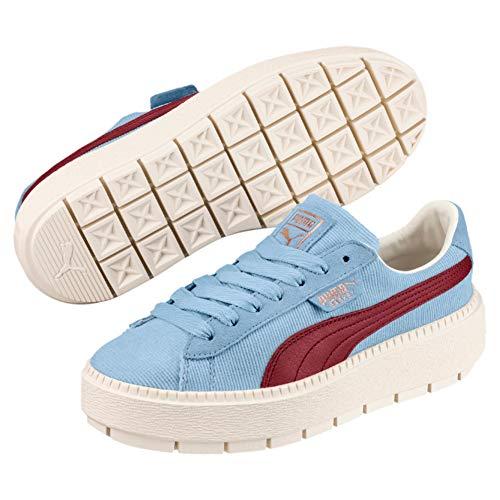 Puma Platform Trace Corduroy W schoenen