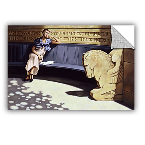 Tremont Hill Catherine ABEL ''All My Days'' Removable Wall Art Mural, 32X48