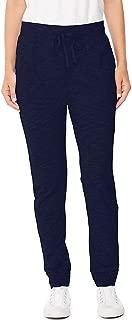 Hanes Women`s Slub Jersey Pocket Pants
