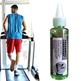 SmarTopus Treadmill Belt Lubricant, Treadmill Maintenance Oil, 100% Silicone Oil for Universal Treadmill Belt Lube - Easy to Apply