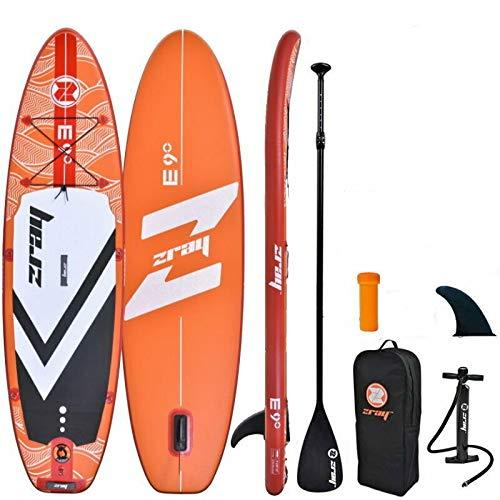 Zray Evasión de Lujo 9.0 Sup Tabla Stand Up Paddle Surf-Board Aluminio Remos Isup 275cm