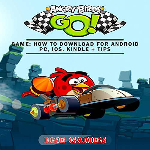 Angry Birds GO! Game audiobook cover art