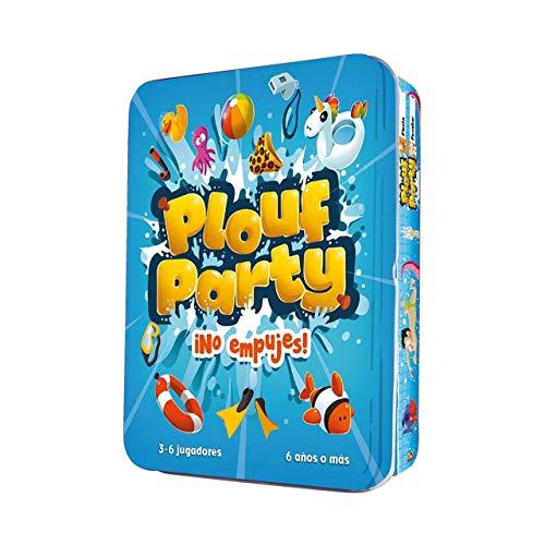 Comprar juego de mesa: Cocktail Games Plouf Party-Español, Color (Asmodee CGPP0001)