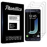 PHONILLICO [Pack de 3] Verre Trempe pour Samsung Galaxy J5 2016 SM-J510 - Film Protection Ecran...