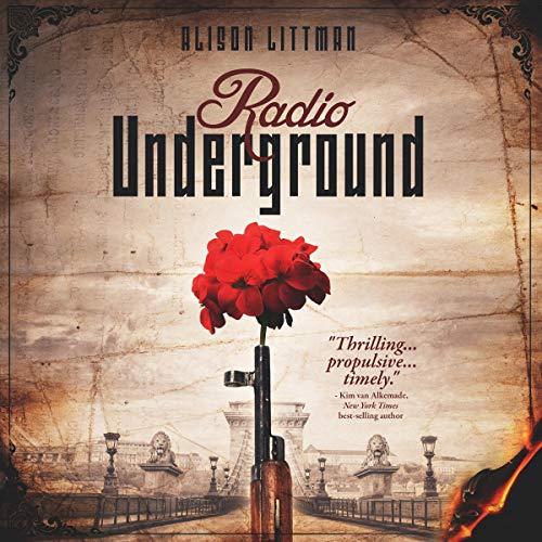 Radio Underground audiobook cover art