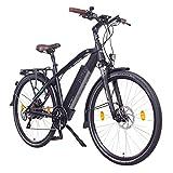 NCM Venice Plus E-Bike Trekking Rad, 250W, 48V 16Ah 768Wh Akku, 28' Zoll
