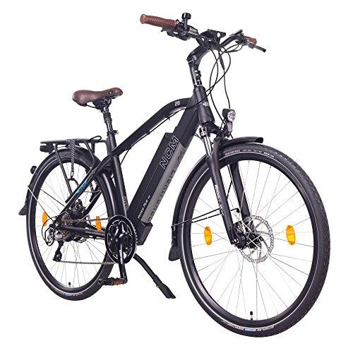 NCM Venice Plus Bicicleta eléctrica de Trekking, 250W, Batería 48V 16Ah 768Wh,...